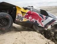 Loeb wins Dakar Stage 4, more trouble for Al-Attiyah