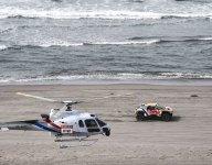 Peterhansel leads, Loeb out of Dakar Rally