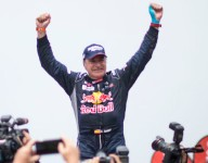 Sainz earns second Dakar win; Walkner first Austrian bike champ
