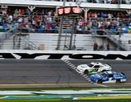 Reddick nips Sadler in Daytona Xfinity overtime