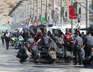 Friday IndyCar testing gallery