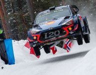 Neuville clinches Rally Sweden win