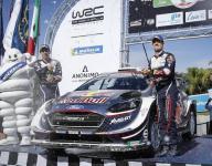 Ogier, Ingrassia retake WRC championship lead with Rally Mexico win