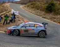 Sordo sets early pace at Rally Mexico