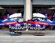 Miscommunication on driver swap caused Toro Rosso crash