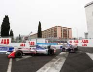 Rosenqvist takes Rome ePrix pole