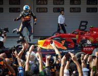 Ricciardo: 'Crazy' F1 epitomized by turnaround