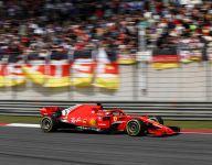 Vettel counts himself lucky after Verstappen clash