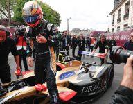 Vergne take Paris E-Prix pole