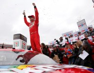 Kyle Busch takes seventh win at Bristol