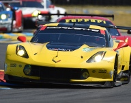 Taylor omitted from Corvette's Le Mans lineup