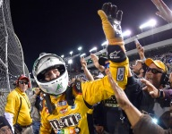 Kyle Busch charges from 32nd to win at Richmond