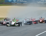 O'Ward completes Barber Indy Lights sweep
