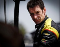 Pagenaud, Chaves end Barber race with cursing match