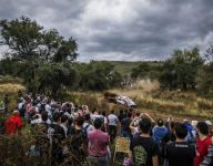 Tanak leads opening WRC stages in Argentina