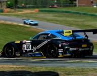 Skeen, Heckert take VIR GT SprintX win on late pass
