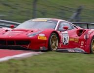 Ferraris look to be favorites as Pirelli World Challenge visits VIR