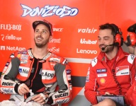 Dovizioso extends Ducati deal for two more years