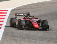 Aitken claims first F2 win in Barcelona Sprint Race
