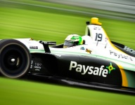 Coyne names Claman De Melo as Fittipaldi replacement for Indy 500