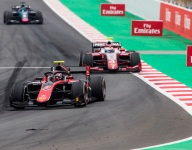 Russell claims Barcelona F2 Feature Race win