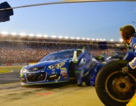 New tire package to go with new aero for All-Star Race