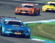 Paffett wins Hockenheim DTM opener