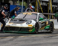 Pumpelly/Christensen, Vilander/Molina win GT SprintX Rounds at Lime Rock