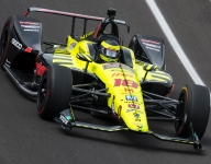 HPD Trackside - Indy 500 Fast 9 qualifying