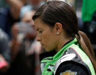Harsh early end to Danica Patrick's final Indy 500