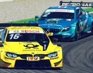 Glock outduels Paffett to win DTM Race 2