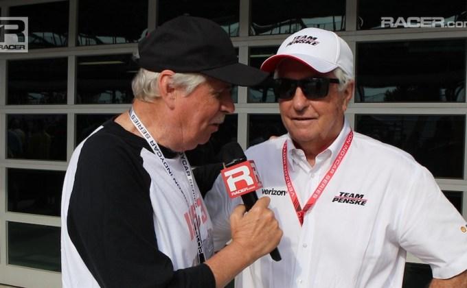 RACER video: Roger Penske's 200th IndyCar win