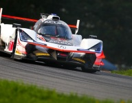 Castroneves claims Mid-Ohio pole for Acura
