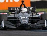 King shines in IndyGP qualifying