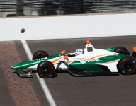 Kaiser, Leist, Wickens complete Indy 500 rookie orientation