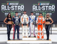 Allmendinger, Bowman and Suarez win their way into All-Star Race via Open stages