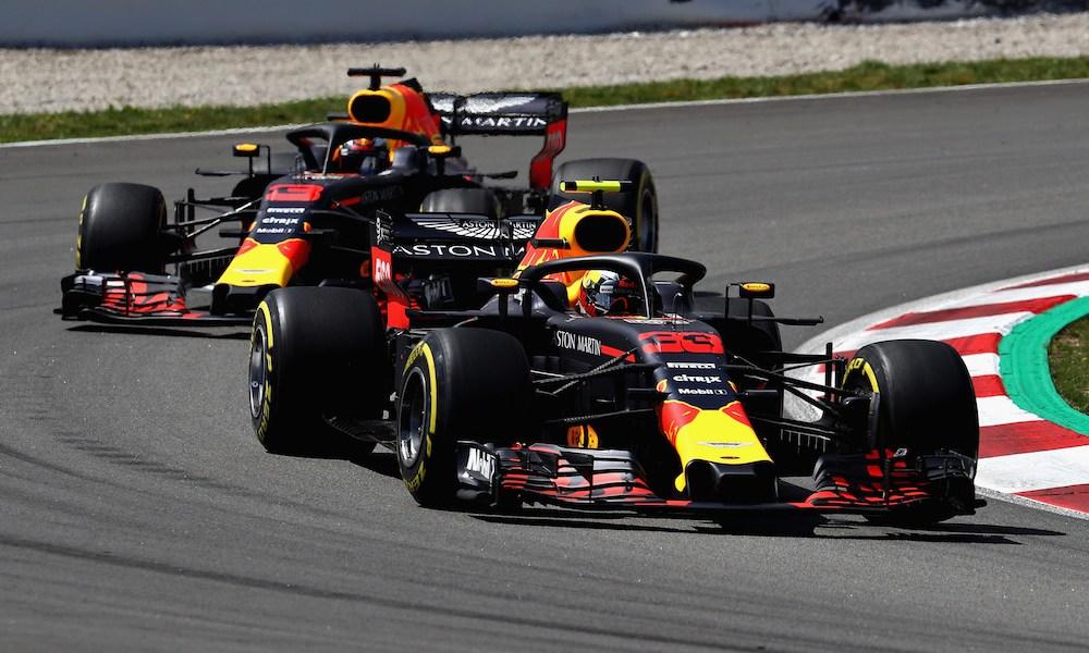 Red Bull Racing Motor
