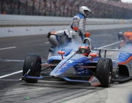 After emotional Indy 500 run, Wilson faces uncertain future