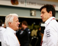 Whiting: No secret who Mercedes members were