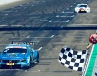 Paffett dominates Lausitzring DTM Race 2