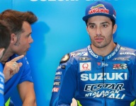 Suzuki confirms Iannone departure at year's end