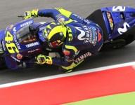 Rossi takes pole at Mugello