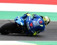 Iannone tops Friday practice at Mugello