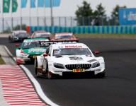 Di Resta claims DTM Race 1 at Hungaroring