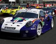 Porsche edges Ford in GTE-Pro at Test Day
