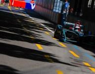 Evans takes Zurich E-Prix pole