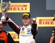 Boccolacci disqualified from GP3 race win