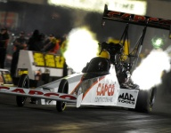 Torrence, Hagan, Anderson, Hines lead Friday qualifiers at Route 66