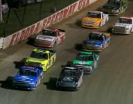 Larson, Bell join Trucks broadcast team for Eldora