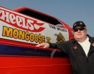Top Fuel, Funny Car legend 'The Mongoose' McEwen passes away